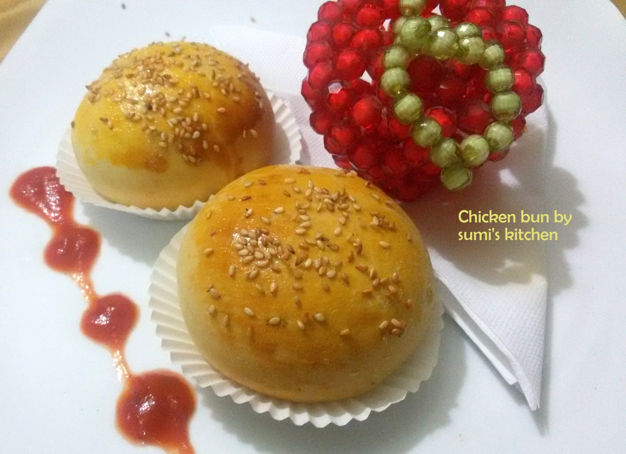 Chicken bun recipe