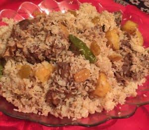 Shahi kachchi biriyani(শাহী কাচ্চী বিরিয়ানী)
