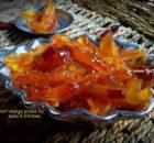 kashmiri mango pickle(kashmiri amer achar)