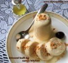 Almond malai kulfi recipe