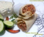 chicken shawrma