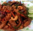 Chicken cashew nut salad