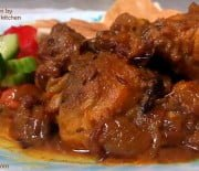Jeera chicken curry