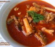 Paya curry(nihari)