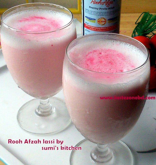 Rooh afzah lassi