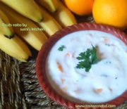 Fruits raita